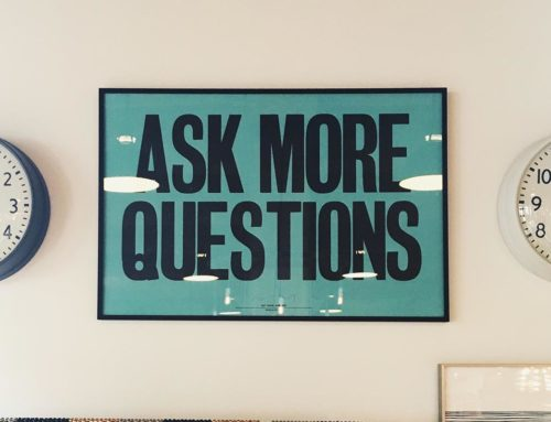 Ask better questions Get better answers