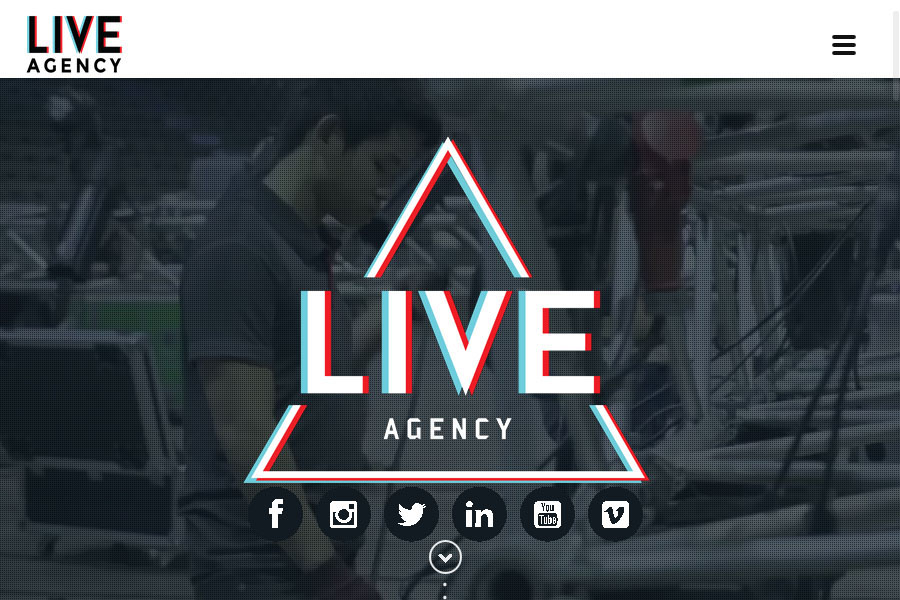 live agency event organizer